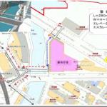 桜木町駅に新改札と歩行者デッキ新設!