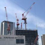 ザ・タワー横浜北仲 建設状況