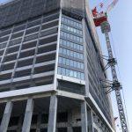 ザ・タワー横浜北仲の建設状況
