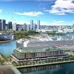 横浜ハンマーヘッドプロジェクト着工と新しい完成イメージ