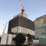 京急新本社ビル建設状況 みなとみらいに本社移転