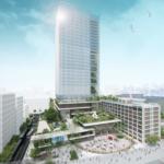 横浜市役所活用案決定!160mのビル計画