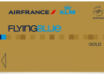 FLYING BLUE VISA GOLDでSky Priority!