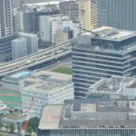 資生堂グローバルイノベーションセンターの屋上部分について