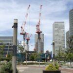 横浜グランゲートの建設が進み始めた?