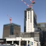 神奈川大学みなとみらいキャンパスの建設状況 (2020年3月29日更新)