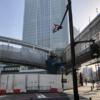 大岡川横断人道橋の概要と建設状況 (2020年3月29日更新)