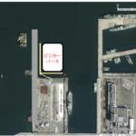 (再掲)新港埠頭にビジターバースができるそうです。