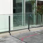 京急本社ビルにある標準軌!?