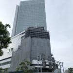 横浜市役所新庁舎建設状況