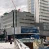 大岡川横断人道橋の概要と建設状況