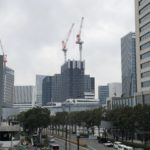 神奈川大学みなとみらいキャンパスの建設状況 (2020年1月27日更新)