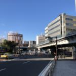 大岡川横断人道橋の概要と建設状況 (2020年1月2日更新)