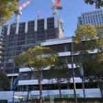 神奈川大学みなとみらいキャンパスの建設状況 (2020年1月14日更新)