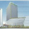 幻の横浜市役所新庁舎デザイン