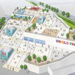 UNIQLO PARK 横浜ベイサイド店の全貌が明らかになった
