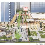 内容更新。53街区計画の全貌が判明。グランモールプラザはなかなかいい感じ。
