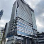 神奈川大学みなとみらいキャンパスの建設状況 (2020年9月28日更新)