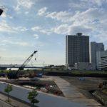Kアリーナプロジェクトの概要と建設状況(2020年7月13日更新)