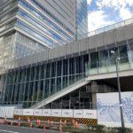 神奈川大学みなとみらいキャンパスの建設状況 (2020年11月25日更新)