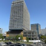 ウェスティンホテルの建設状況(2021年6月9日更新)