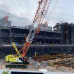 Kアリーナプロジェクトの概要と建設状況(2021年6月7日更新)